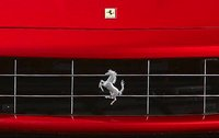 2010 Ferrari 599 GTB Fiorano, Close-up of bumper. , exterior, manufacturer