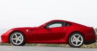 2010 Ferrari 599 GTB Fiorano, Side View. , exterior, manufacturer