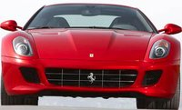 2010 Ferrari 599 GTB Fiorano, Back View. , exterior, manufacturer