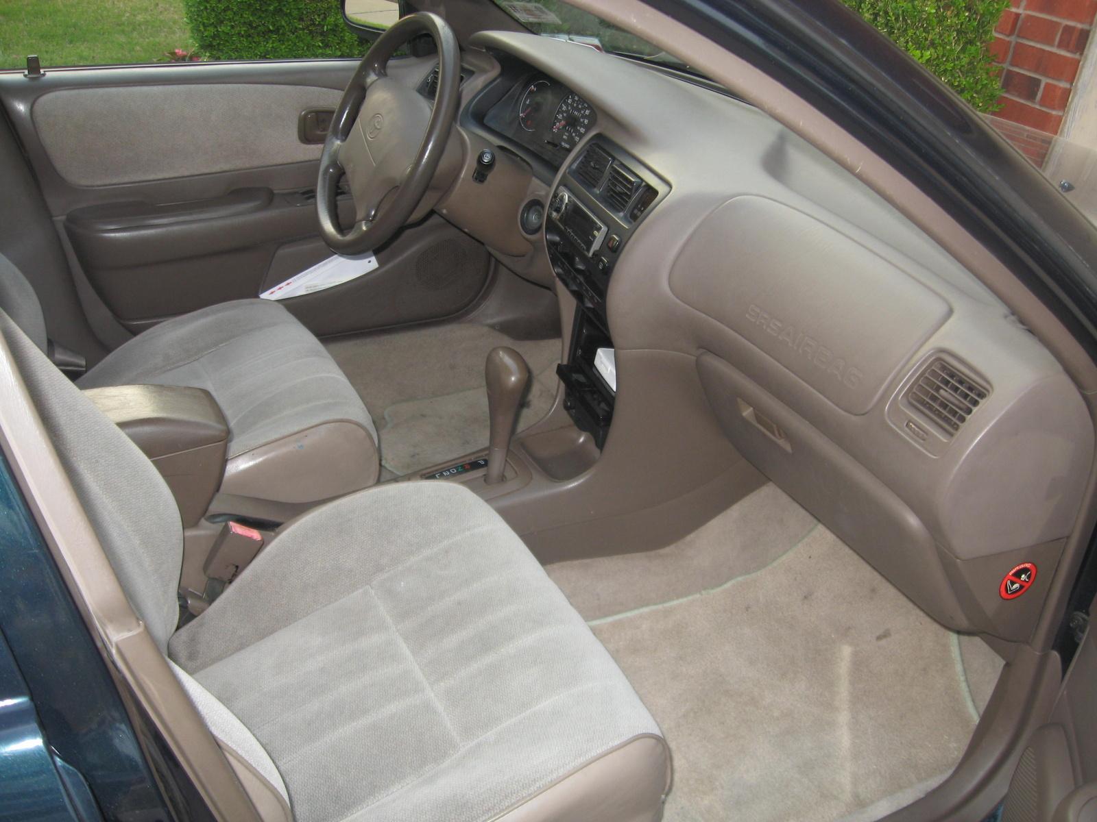 1997 Toyota Corolla Interior Pictures Cargurus