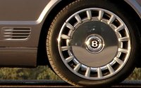 2010 Bentley Brooklands, Close-up of tire. , exterior, manufacturer