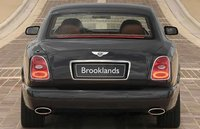 2010 Bentley Brooklands, Back View. , exterior, manufacturer