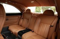 2010 Bentley Brooklands, Back Seat. , interior, manufacturer