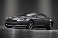 2010 Aston Martin DB9, Front View. , exterior, manufacturer