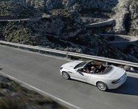 2010 Aston Martin DB9, Aerial View. , exterior, manufacturer