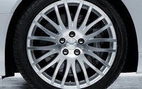 2010 Aston Martin DB9, Close-up of tire. , exterior, manufacturer