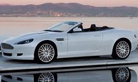 2010 Aston Martin DB9, Side View. , exterior, manufacturer
