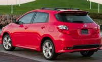 2011 Toyota Matrix, Back quarter view. , manufacturer, exterior