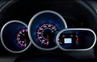 2011 Toyota Matrix, Close-up of instrument gages. , interior, manufacturer