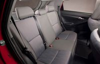 2011 Toyota Matrix, Back Seats. , manufacturer, interior