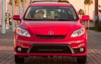 2011 Toyota Matrix, Front View. , exterior, manufacturer, gallery_worthy