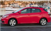 2011 Toyota Matrix, Side View. , manufacturer, exterior