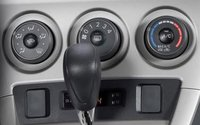 2011 Toyota Matrix, Clsoe-up of controls. , manufacturer, interior