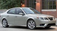 2011 Saab 9-3, Front quarter view. , exterior, manufacturer, gallery_worthy