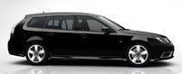 2011 Saab 9-3 SportCombi, Side View. , exterior, manufacturer