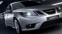 2011 Saab 9-3 SportCombi, Front View. , exterior, manufacturer