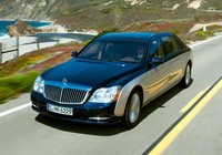 2011 Maybach 57 Overview