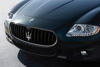 2011 Maserati Quattroporte, Bumper. , exterior, manufacturer