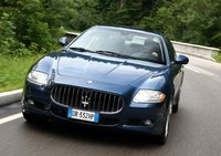 2011 Maserati Quattroporte, Front view., exterior, manufacturer