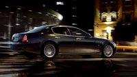 2011 Maserati Quattroporte, Side View., exterior, manufacturer