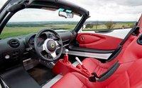 2011 Lotus Elise, Front Seat. , interior, manufacturer