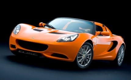 2011 Lotus Elise, Front quarter view. , exterior, manufacturer
