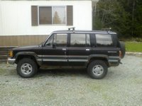 1989 Isuzu Trooper, little rust, but im working on it, exterior