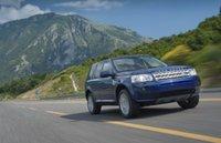 2011 Land Rover LR2, Front quarter view. , exterior, manufacturer