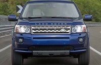 2011 Land Rover LR2, Front View. , exterior, manufacturer