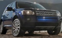 2011 Land Rover LR2 Overview