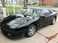 1993 Mitsubishi 3000GT, 1st day, exterior, gallery_worthy