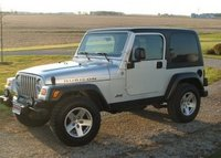 Picture of 2006 Jeep Wrangler Rubicon, exterior