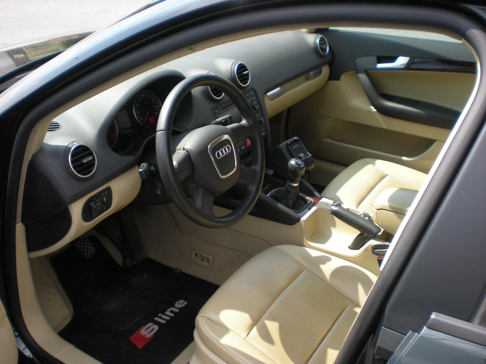 2008 Audi A3 Interior Pictures Cargurus
