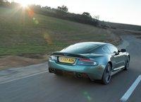 2011 Aston Martin DBS, Back View., exterior, manufacturer