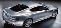 2011 Aston Martin DBS, Back View. , exterior, manufacturer