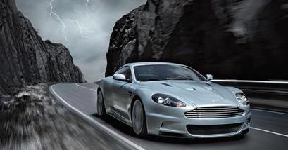 2011 Aston Martin DBS, Front quarter view. , exterior, manufacturer