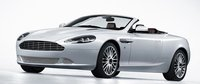 2011 Aston Martin DB9, Front view convertible., exterior, manufacturer, gallery_worthy