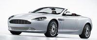 2011 Aston Martin DB9, Front view convertible., exterior, manufacturer