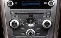 2011 Aston Martin DB9, Close-up of stereo. , interior, manufacturer