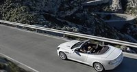 2011 Aston Martin DB9, Aerial View of the convertible. , exterior, manufacturer