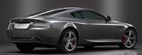 2011 Aston Martin DB9, Back quarter view. , exterior, manufacturer
