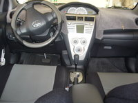 2008 Toyota Yaris S, due to family tragedy up 4 sale, interior