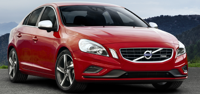 2012 Volvo S60, Front quarter view. , exterior, manufacturer