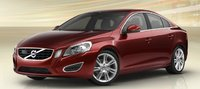 2012 Volvo S60, Front View. , exterior, manufacturer