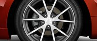 2012 Mitsubishi Eclipse Spyder, Close-up of tire. , exterior, manufacturer