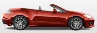 2012 Mitsubishi Eclipse Spyder, Side View. , exterior, manufacturer