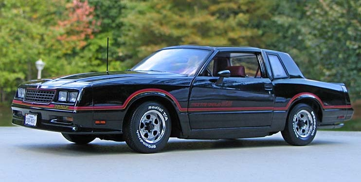 1985 Monte Carlo Ss >> 1985 Chevrolet Monte Carlo Overview Cargurus