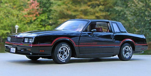 Picture of 1985 Chevrolet Monte Carlo