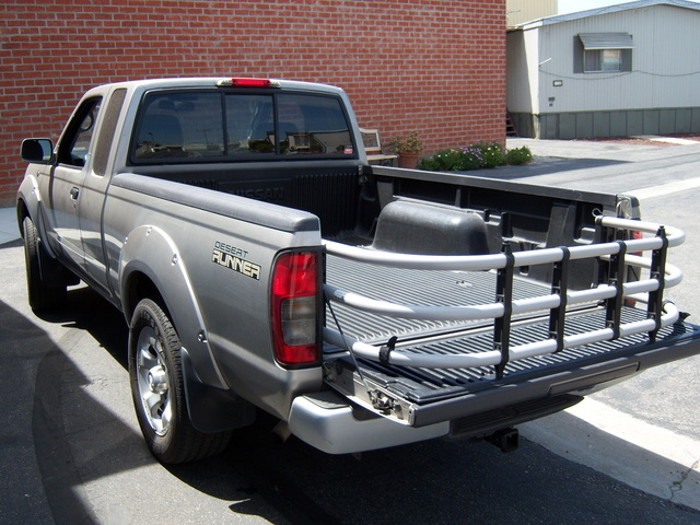 Picture of 2002 Nissan Frontier 2 Dr SC Supercharged 4WD King Cab SB, exterior, gallery_worthy