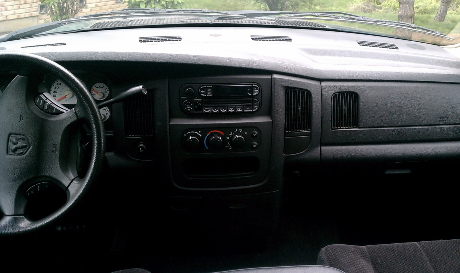2003 Dodge Ram Pickup 1500 Interior Pictures Cargurus